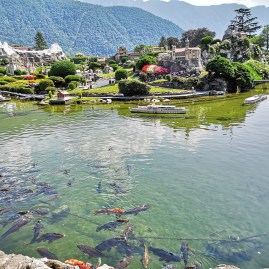 Switzerland in one day: Swiss Miniature Park Lugano