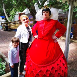 Holland Park Opera Open Day - Child friendly Kensington