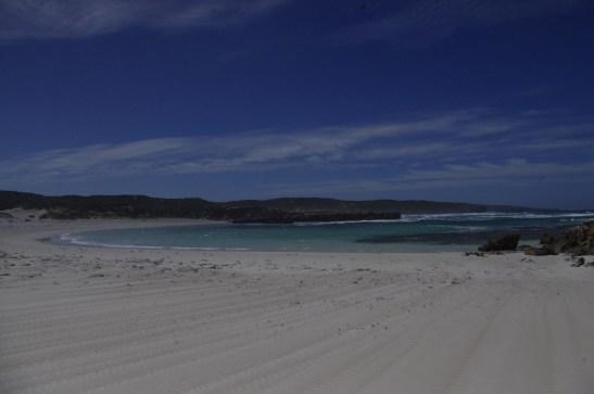 Kangaroo Island 3 day tour : impeccable deserted beaches