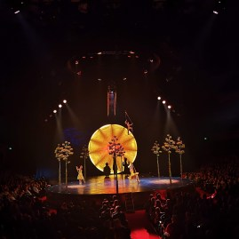 Mexic in London with Cirque du Soleil