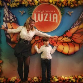 Is Luzia child friendly? Come and fall in love like us at Royal Albert Hall!