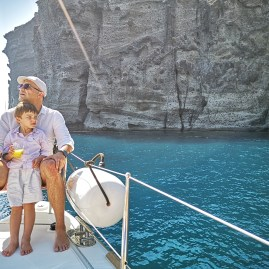 Sailing with kids