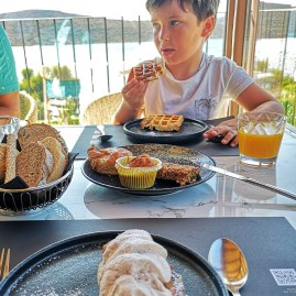 Domes of Elounda breakfast