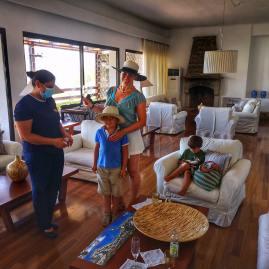 Elounda Beach Hotel & Villas impeccable welcome