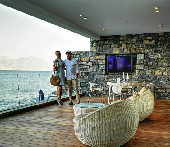 Heaven at sea level: luxury villas Elounda Beach Hotel
