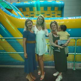 Kids birthday parties London with Oxygen and My Little Party UK