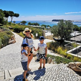 Best things to do with kids in Algarve Portugal : stay at Martinhal Sagres