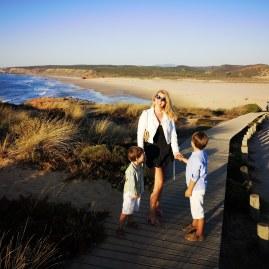 Best Algarve beaches : Praia da Bordeira