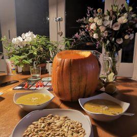 October 2020 pumpkin treats