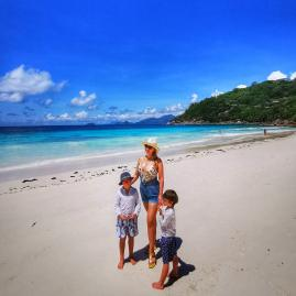 Best of Seychelles island hopping : Four Seasons Mahe, Petite Anse