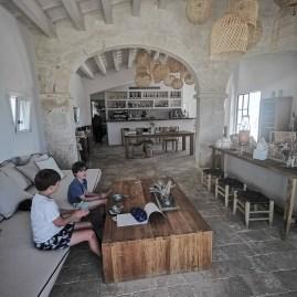 Kids loved Fontenille Menorca