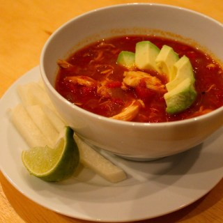 Tortilla Soup, Hold The Tortillas.