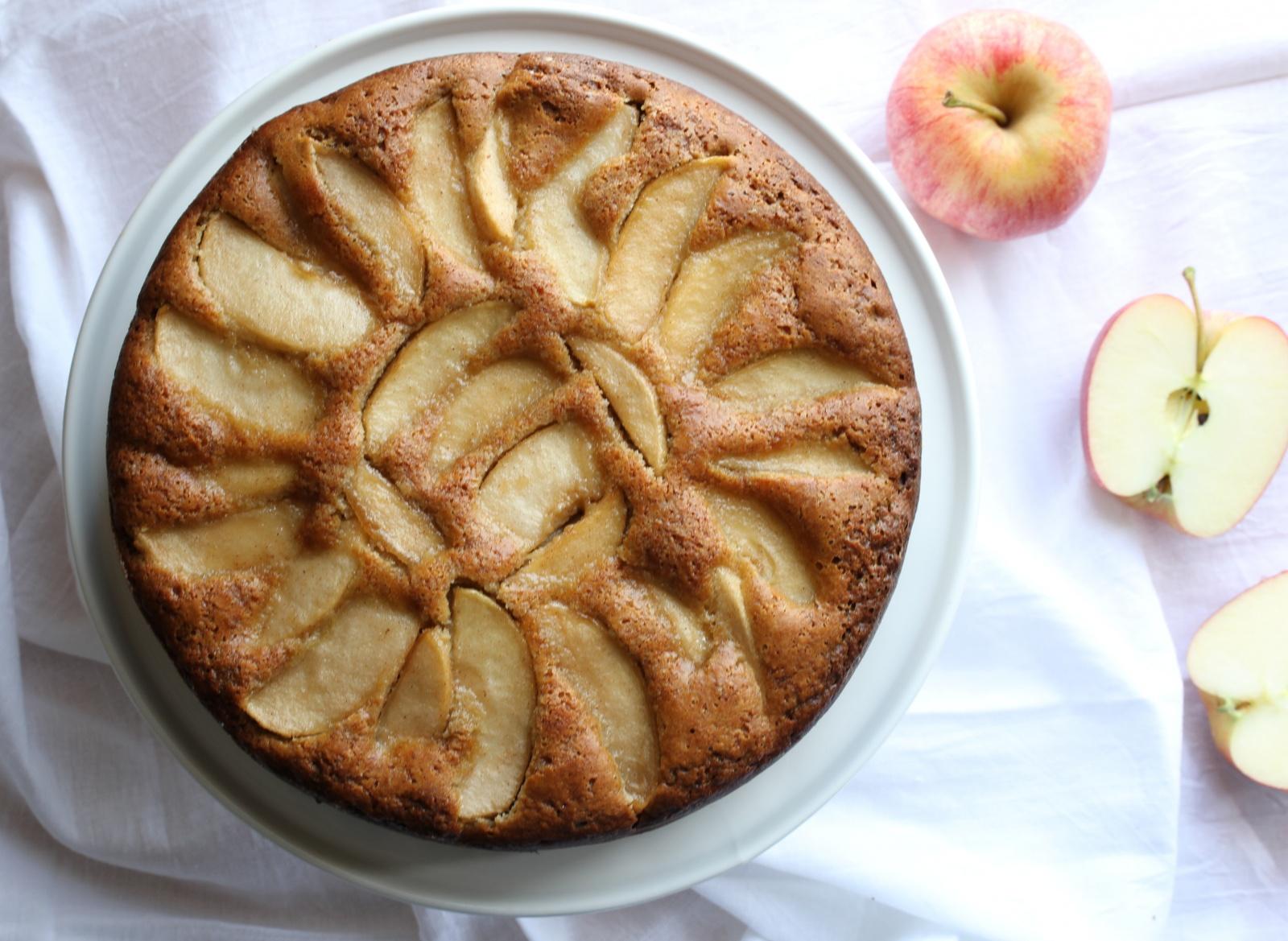 Apple Cake Recipe Rosh Hashanah