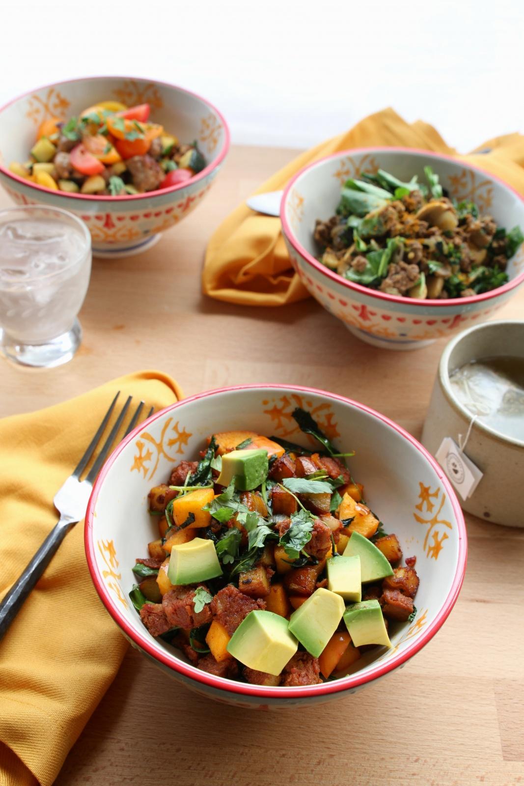 Easy egg free paleo breakfast recipes