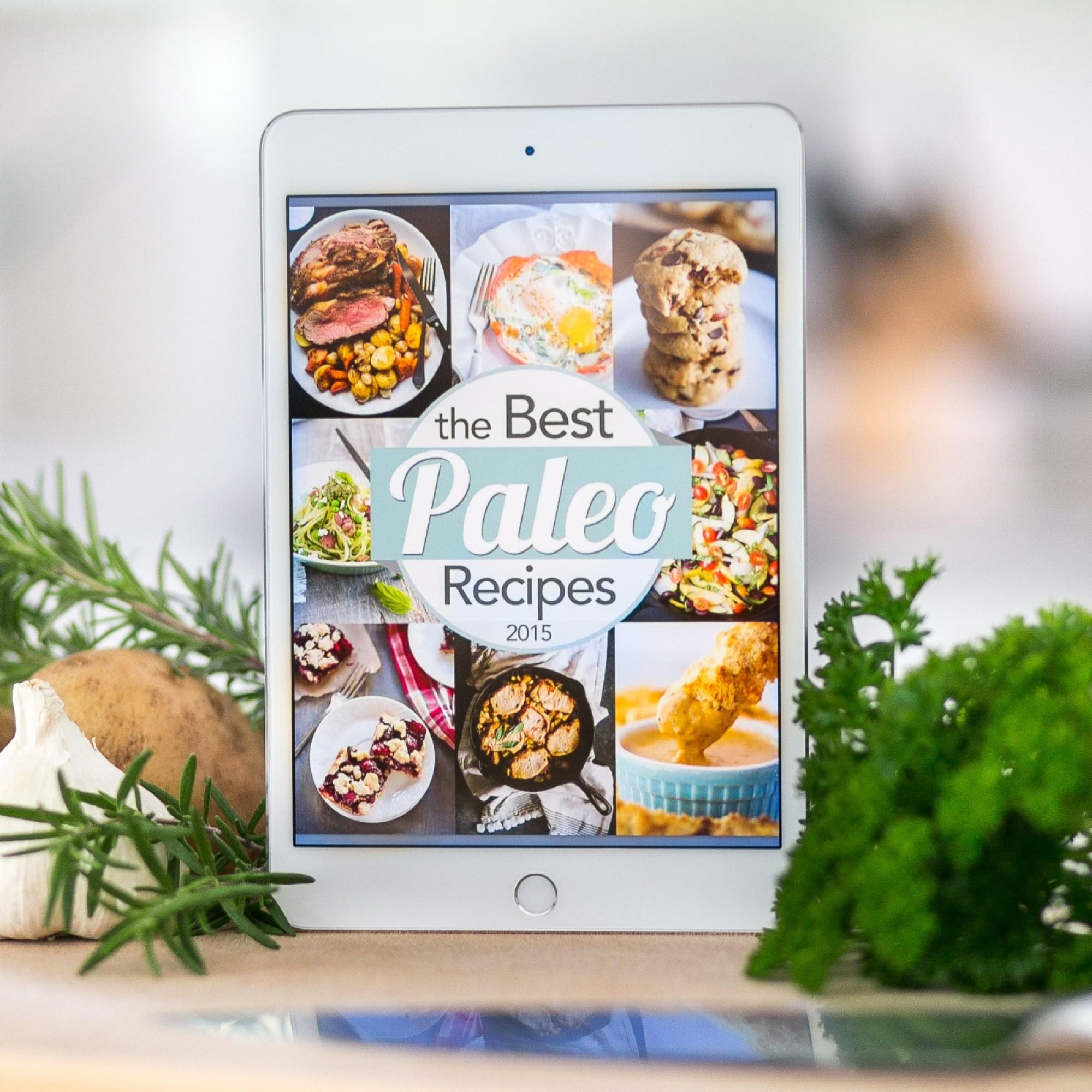 Best Paleo Recipes 2015