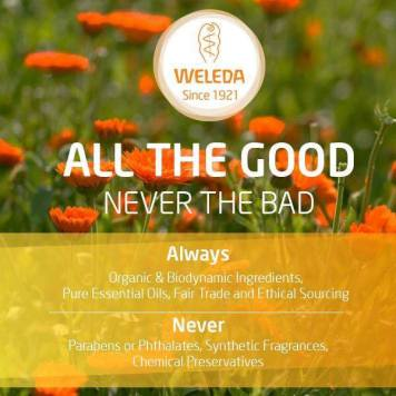 Weleda natural & organic cosmetics
