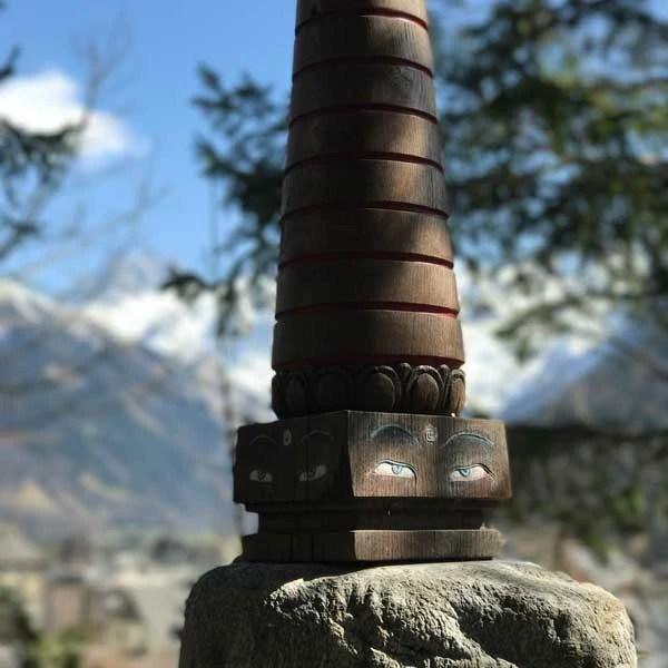 Stupa Kobun Chino Roshi