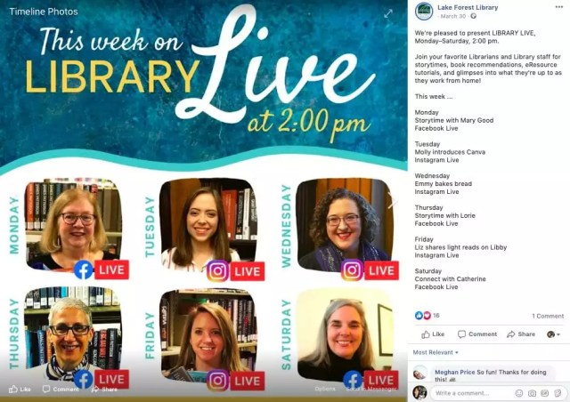 library live