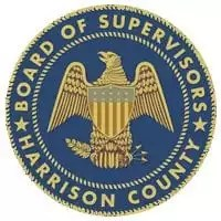 Harrison County MS Logo