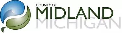 Midland County MI Logo
