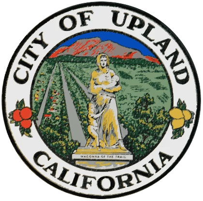 Upland CA Logo