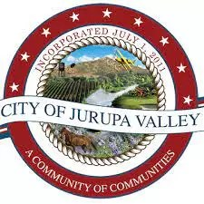 Jurupa Valley CA Logo