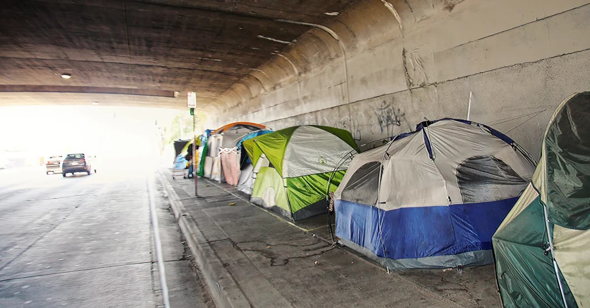 The State of Homelessness in California in 2021
