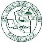 St Charles Parish LA Logo