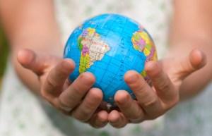 compassion globe