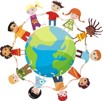 world peace children