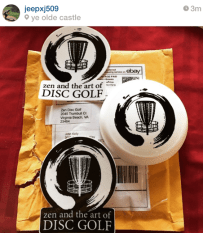 zen and the art of disc golf book fan image12