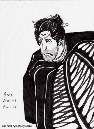 bres warns drawing from savage wars