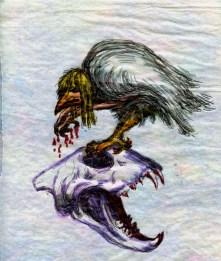 harpy monster zendula