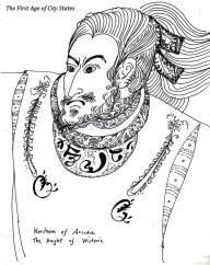 horsham as the dashing knight of the wisteria opera