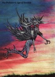 m flying demon