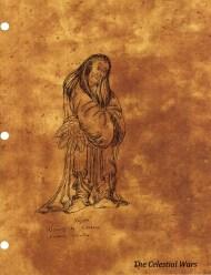 m sojobo harbinger war drawing acadian art