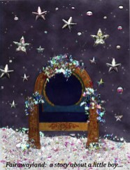 snow queen throne in movie 1920s