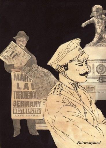 war poster art for daffy film