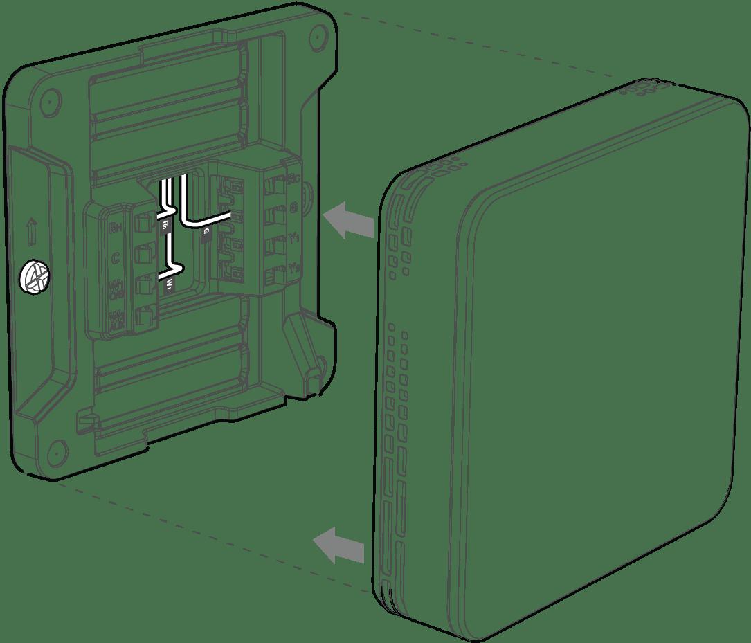 Zen Thermostat Wiring