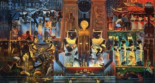 Nubia by John Bigger