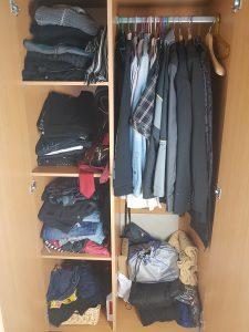 armoire avant tri