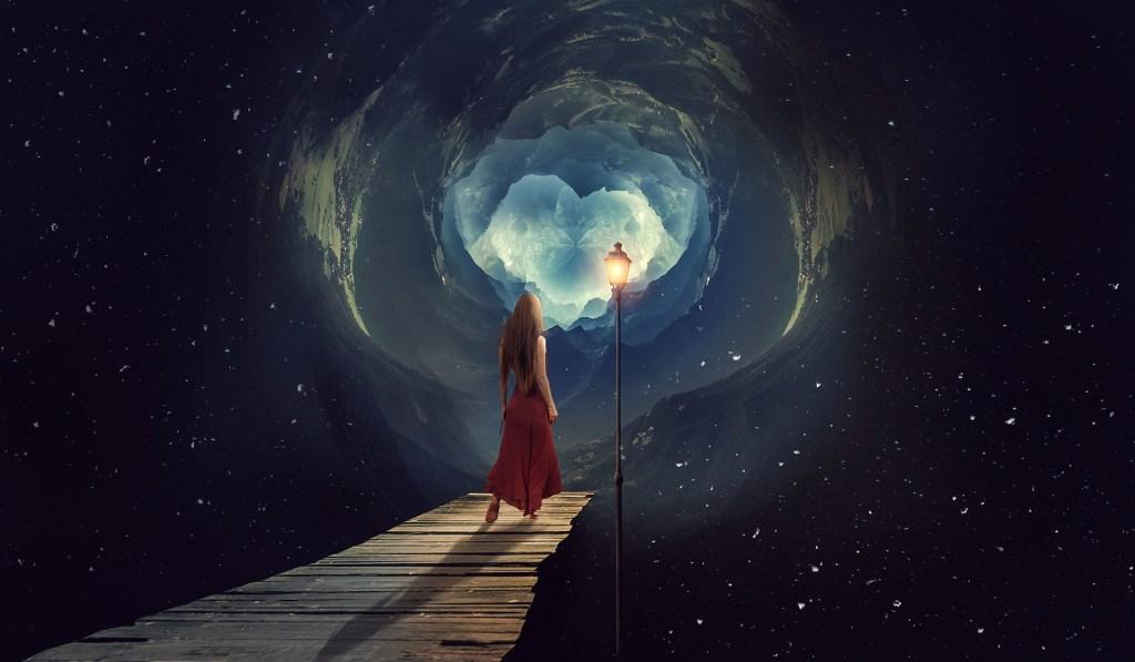 femme rêve