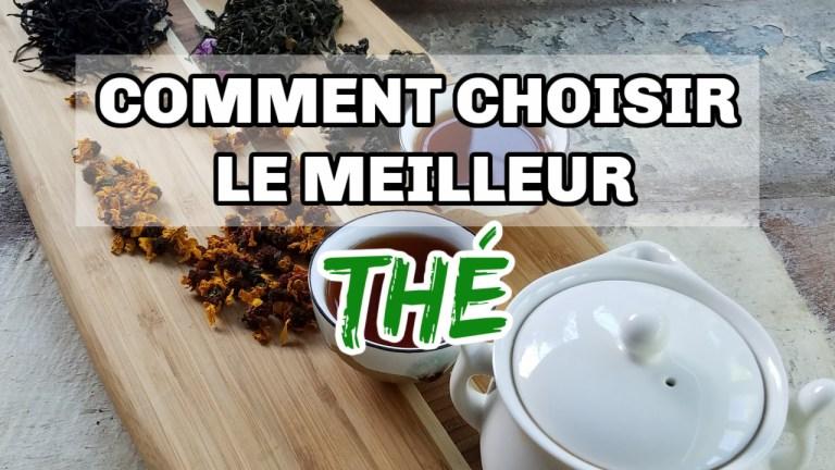 Comment savoir quel thé choisir ?