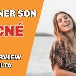 Soigner son acné sévère naturellement interview julia