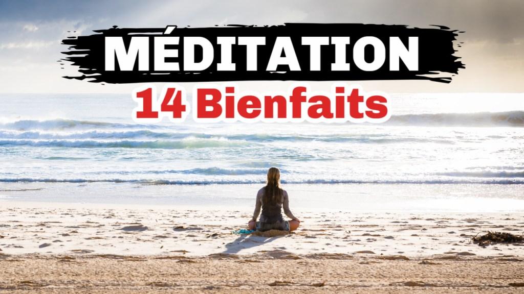 14 bienfaits de la méditation