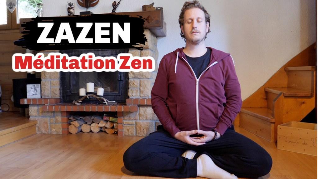 comment faire la méditation zazen