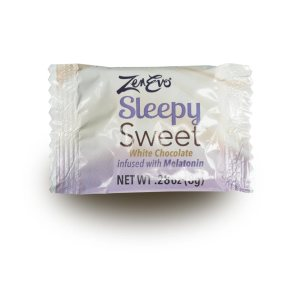 ZenEvo Sleepy Sweet White Chocolate with Melatonin