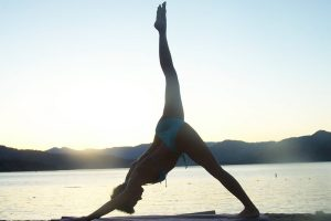 Getting Healthy With Yoga and a Yoga Mat