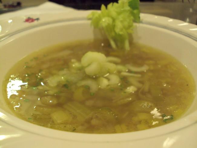 detox soup diet