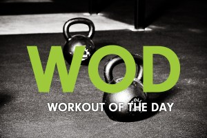 Workout Of The Day No 35